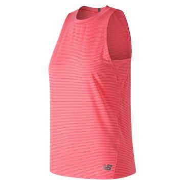 New Balance Seasonless Tank, Guava