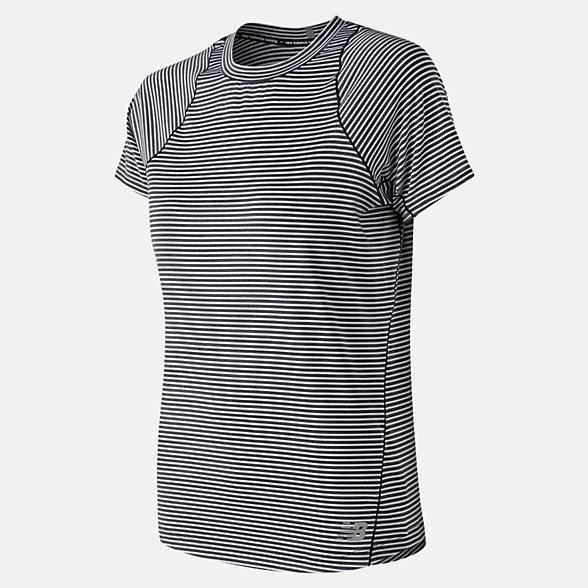 New Balance Seasonless Short Sleeve, WT91233ECR