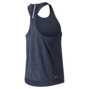 New Balance Q Speed Breathe Tank, Eclipse