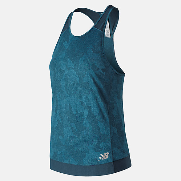 New Balance Camisole Q Speed Breathe, WT91251NSH