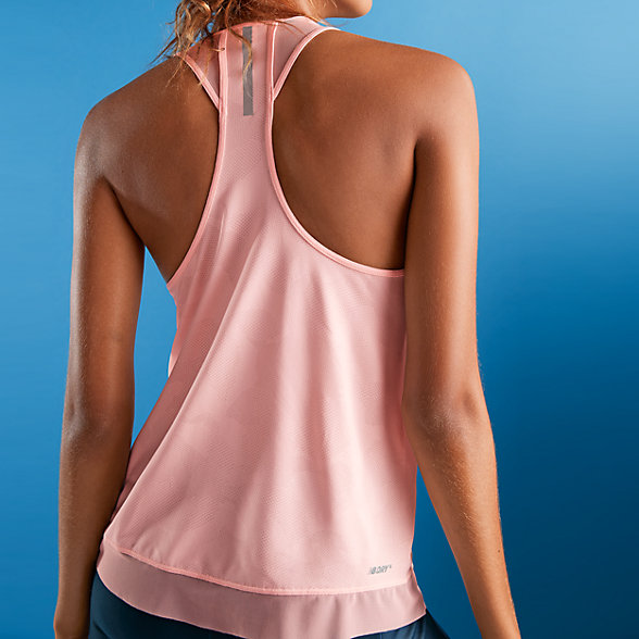 New Balance Camisole Q Speed Breathe, WT91251SGT