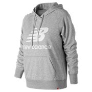 017417603bee8 New Balance Essentials Pullover Hoodie, Athletic Grey