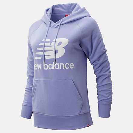 New Balance Essentials Pullover Hoodie, WT91523CAY image number null
