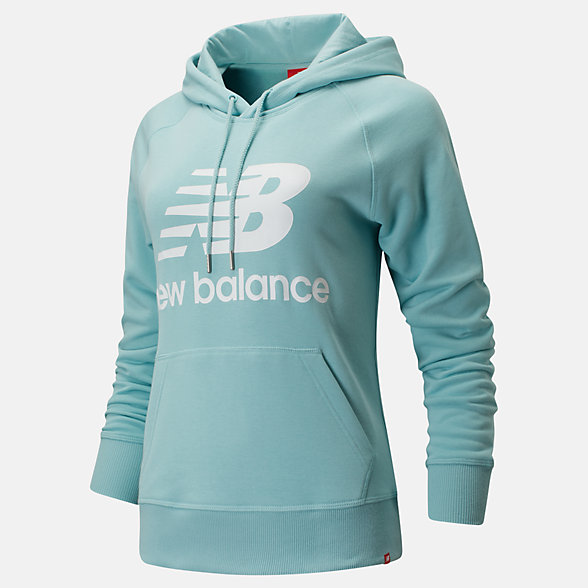 New Balance Essentials Pullover Hoodie, WT91523DRZ