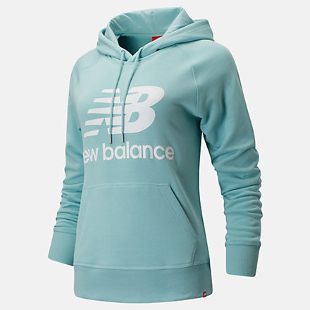 New Balance Essentials Pullover Hoodie, WT91523DRZ image number null