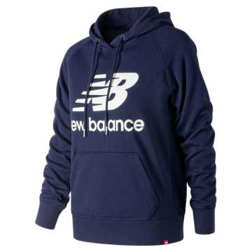 New Balance Essentials Pullover Hoodie, Pigment