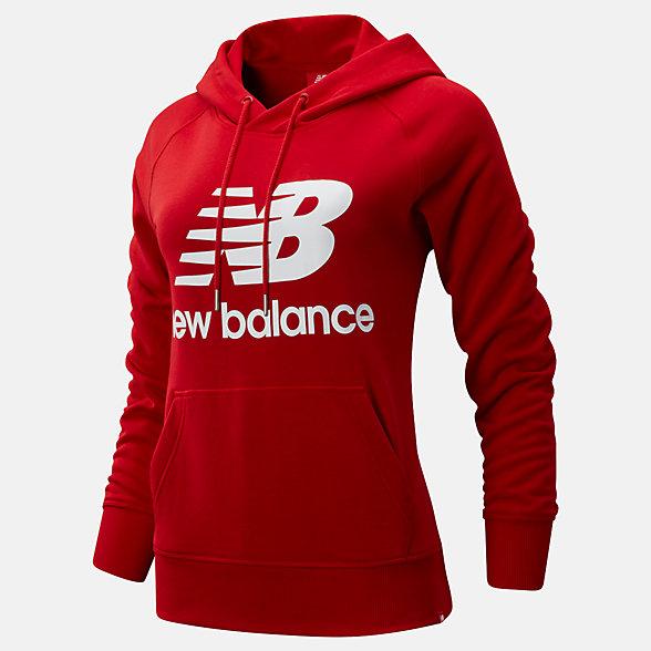 NB Sweats à capuche Essentials Pullover, WT91523REP