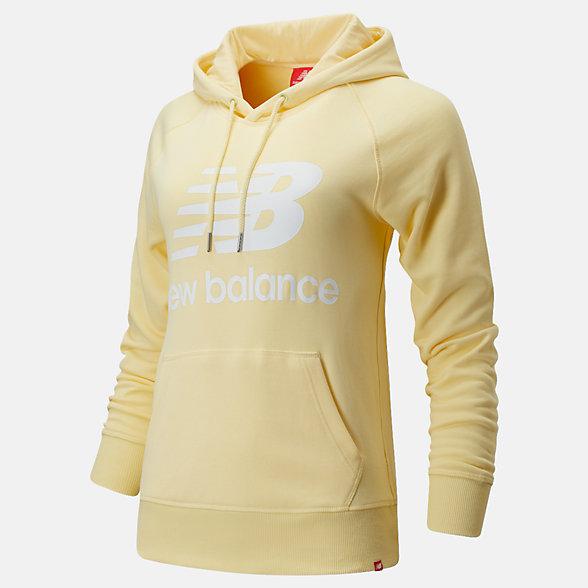 New Balance Essentials Pullover Hoodie, WT91523SUG