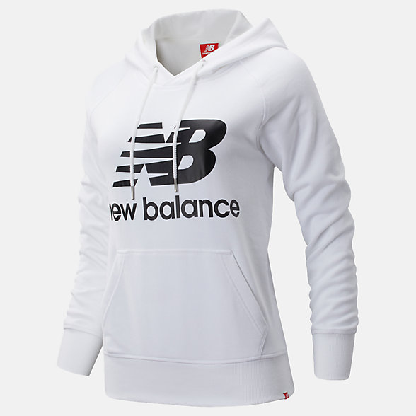 New Balance Essentials Pullover Hoodie, WT91523WK