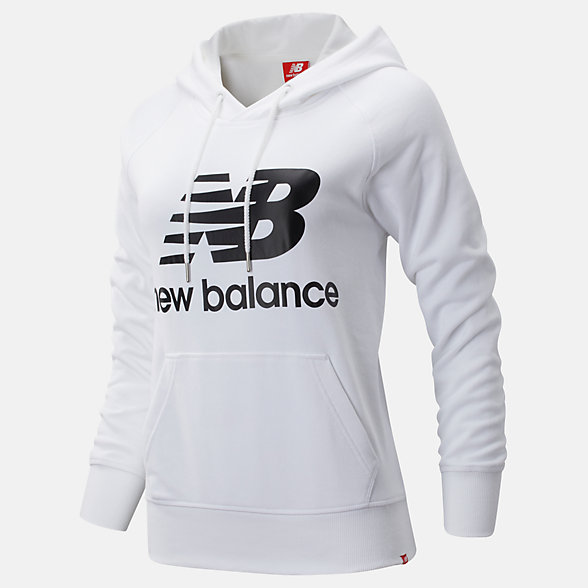 NB Sweats à capuche Essentials Pullover, WT91523WK