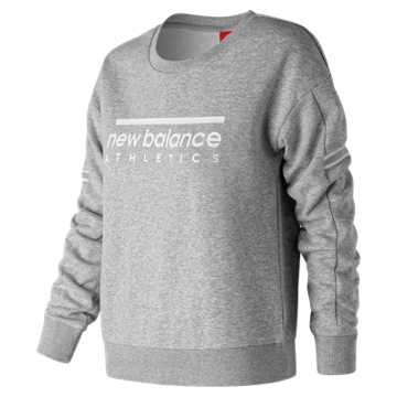 New Balance NB Athletics Crew, Athletic Grey