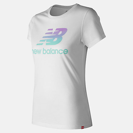 New Balance Essentials 90s Tee, WT91576WT image number null