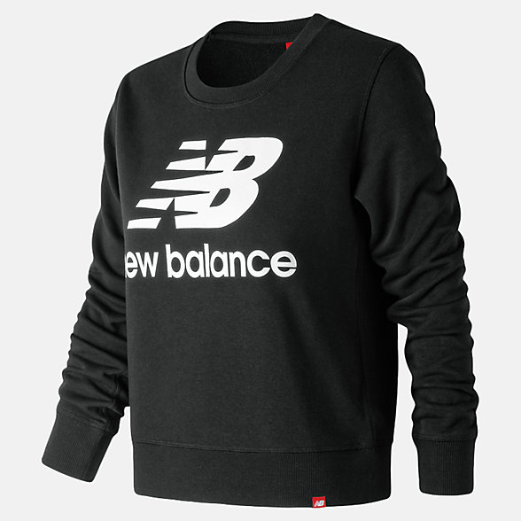 New Balance Essentials Crew, WT91585BK