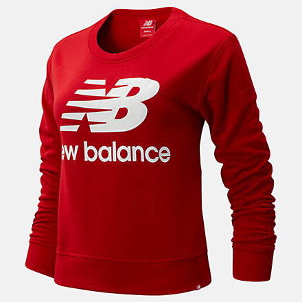 New Balance Chandail ras du cou Essentials, WT91585REP image number null