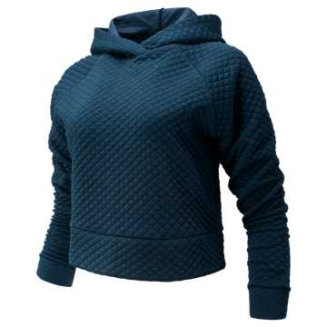 New Balance NB Heat Loft Hoodie, Supercell