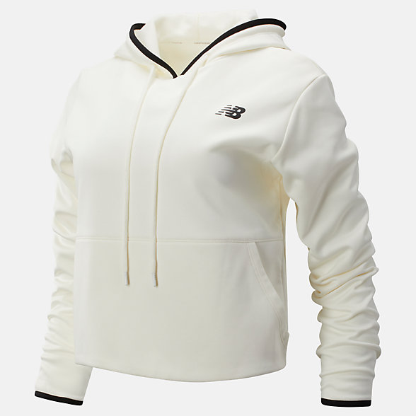 NB Relentless Fleece Hoodie, WT93138SST