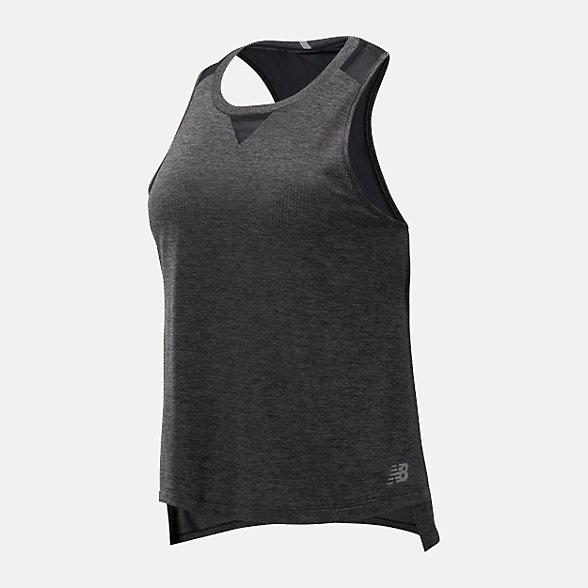 New Balance Camisole en mailles Impact Run, WT93271BKH