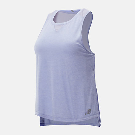 New Balance Camisole en mailles Impact Run, WT93271CA2 image number null