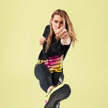 New Balance Sport Style Optiks Top, Black