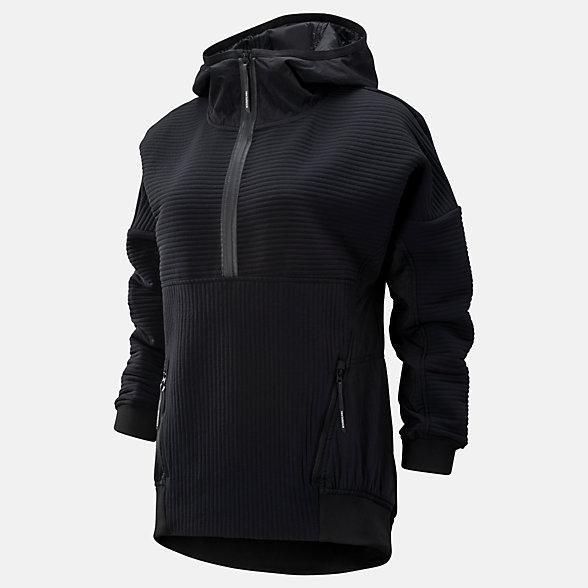NB Sport Style Select Heatloft Qtr Zip, WT93519BK