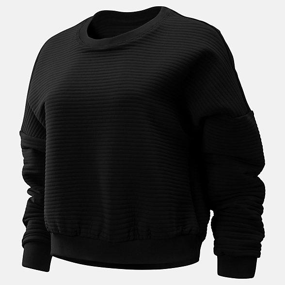 New Balance Sport Style Select Heatloft Pullover, WT93520BK