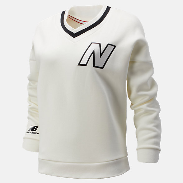 NB NB Athletics Select Stadium V-Neck, WT93528SST