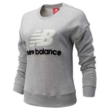 New Balance NB Athletics Stadium Crew, Athletic Grey