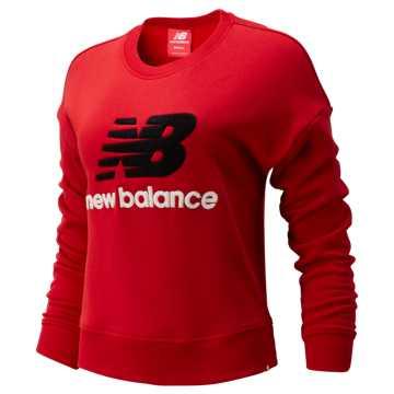 New Balance NB Athletics Stadium Crew, Team Red