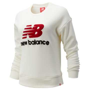 New Balance NB Athletics Stadium Crew, Sea Salt