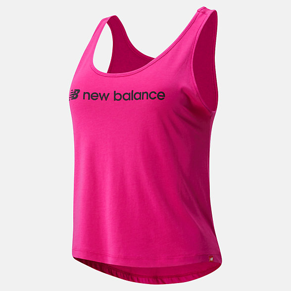 New Balance NB Athletics Linear Tank, WT93561CNV