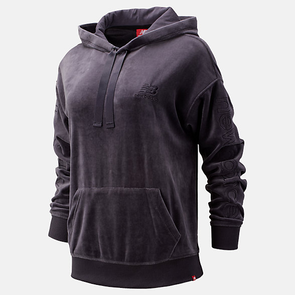 New Balance Essentials Opulence Hoodie, WT93587IVI