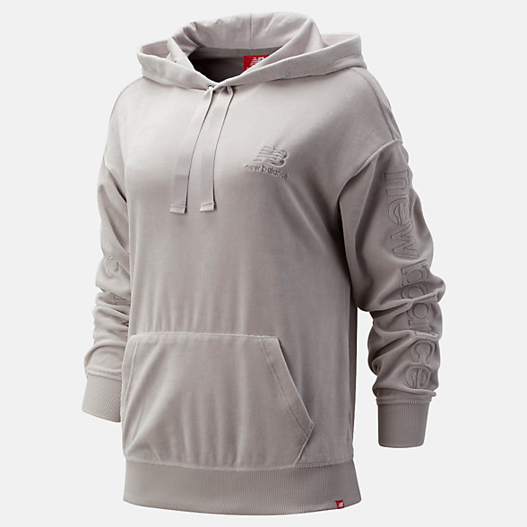 New Balance Essentials Opulence Hoodie, WT93587OVC