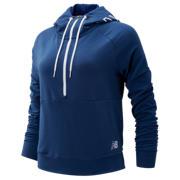 New Balance NB Modern Fleece Layer, Techtonic Blue Heather