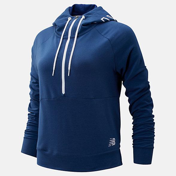 New Balance NB Modern Fleece Layer, WT93804TBH