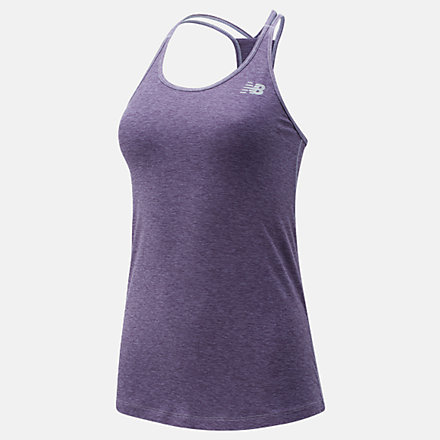 New Balance Sport Spacedye Tank, WT93863MP1 image number null
