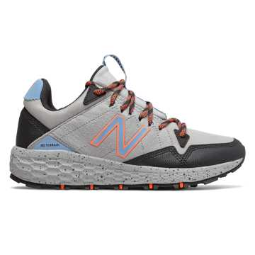 New Balance Fresh Foam Crag Trail, Marblehead with Magnet & Mango