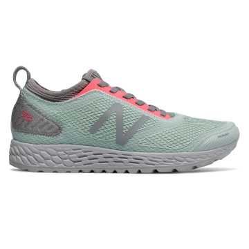 New Balance Fresh Foam Gobi Trail v3, White Agave with Guava