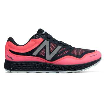 New Balance Fresh Foam Gobi Trail, Guava with Black
