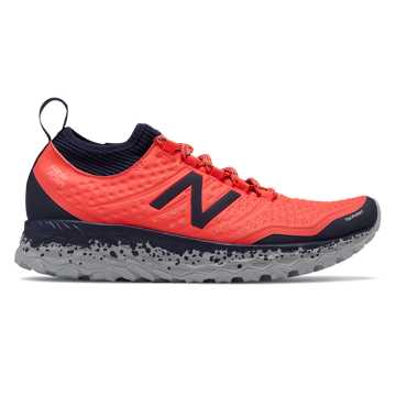 New Balance Fresh Foam Hierro v3, Vivid Coral with Pigment