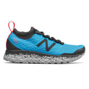 New Balance Fresh Foam Hierro v3, Polaris with Pink Zing
