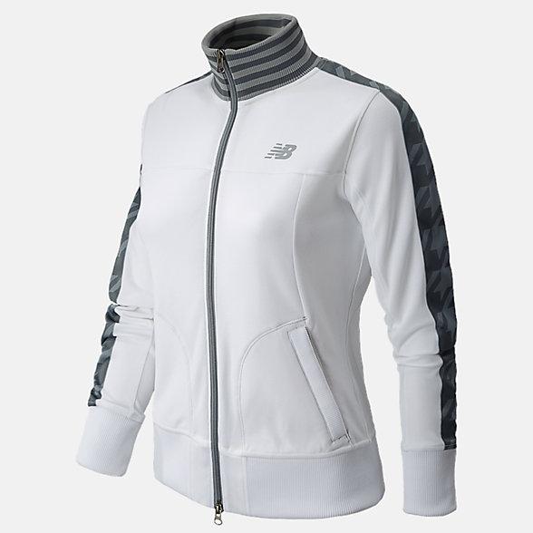 New Balance Tournament Jacket, WTJ4343WT