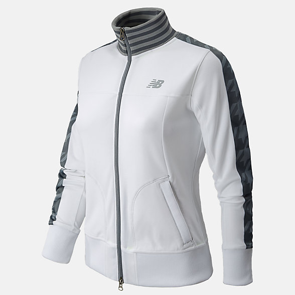 New Balance Tournament Jacket, WTJ4343WT