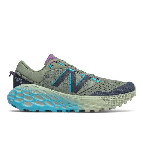New Balance Mujer Fresh Foam More Trail v1 - Green/Blue, Green/Blue