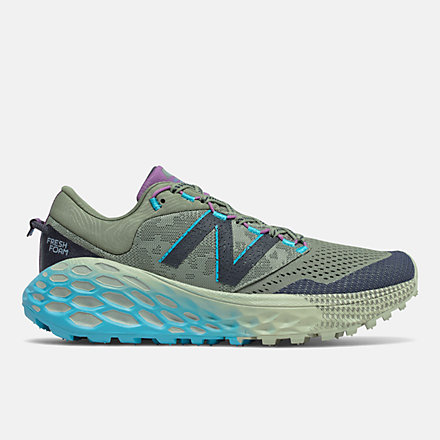 New Balance Fresh Foam More Trail v1, WTMORCV image number null