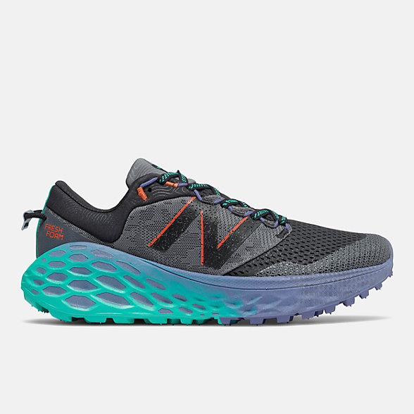 New Balance Fresh Foam More Trail v1, WTMORGG