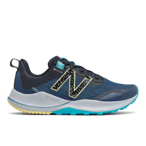New Balance Mujer NITRELv4 - Blue/Black, Blue/Black