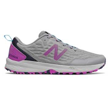 New Balance NITREL v3, Steel with Voltage Violet
