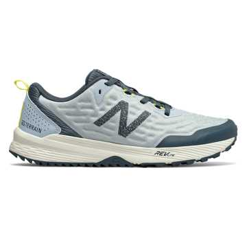New Balance Nitrel v3, Winter Sky with Platinum Sky