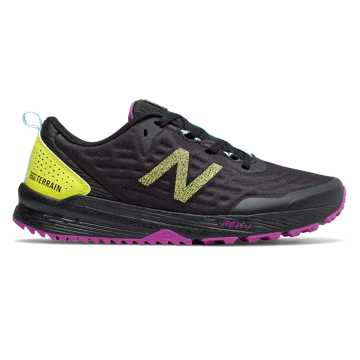 New Balance Nitrel v3, Iodine Violet with Black
