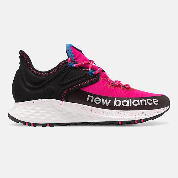 New Balance Roav Trail系列女款户外跑步运动鞋, WTROVSC1